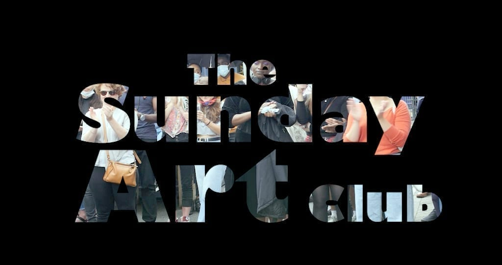 The Sunday Art Club